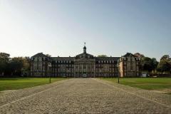 El Schloss de Münster