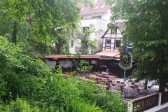 Biergarten en Münster