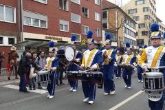 Desfile Rosenmontag (Münster)